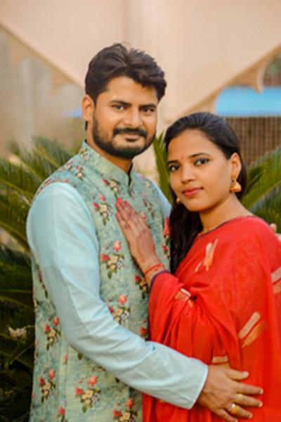 Sithara and Manoj
